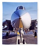 Tomcat Fleece Blanket
