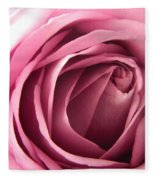Toni's Rose  Fleece Blanket