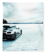 Top Gear Fleece Blanket