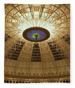 Top Of The Dome Fleece Blanket
