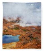 Top Of The World Fleece Blanket