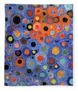 Top Quality Art - Flowers Fleece Blanket
