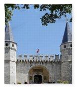 Topkapi Palace Museum 1524 Fleece Blanket