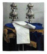 Torah Dressing Fleece Blanket