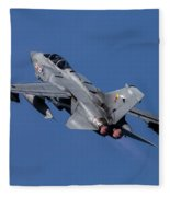 Tornado Gets Airborne  Fleece Blanket