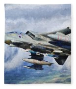 Tornado Gr4 - 2 Fleece Blanket