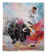 Toro Tempest Fleece Blanket