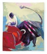 Toroscape 33 Fleece Blanket