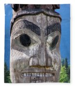 Totem Fleece Blanket