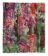 Touch Of Velvet Fleece Blanket