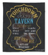 Touchdown Tavern Fleece Blanket