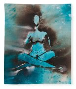 Touching The Universe II Fleece Blanket