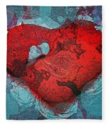 Tough Love Fleece Blanket