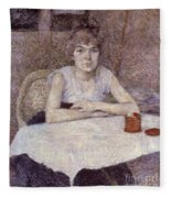 Toulouse-lautrec: Powder Fleece Blanket