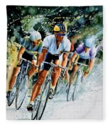Tour De Force Fleece Blanket