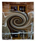 Tourbillon Polaire II / Polar Vortex II Fleece Blanket