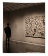Touring The Met Fleece Blanket