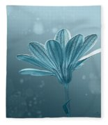 Towards The Sky Fleece Blanket