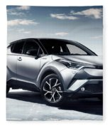 Toyota C-hr Fleece Blanket
