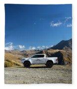 Toyota Hilux At37 Fleece Blanket