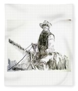 Trail Boss Fleece Blanket