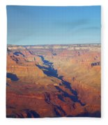 Trailview Overlook Iv Fleece Blanket