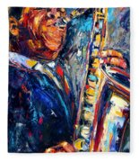 Trane Fleece Blanket