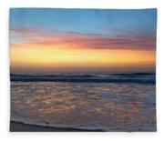 Tranquil Brilliance  Fleece Blanket