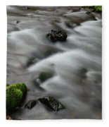 Tranquil Shores Fleece Blanket