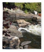 Tranquil Spot Fleece Blanket
