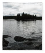 Tranquility Fleece Blanket