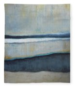 Tranquility Of The Dusk Fleece Blanket