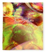 Transabstrct-20 Fleece Blanket