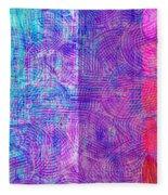 Transchromigration #1 Fleece Blanket