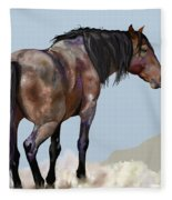 Traveler Fleece Blanket