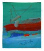Trawler Fleece Blanket