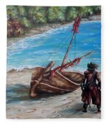 Treasure Bay Fleece Blanket