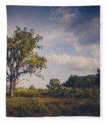 Tree 23 Fleece Blanket