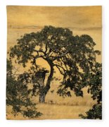 Tree Formation 2 Fleece Blanket