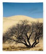 Tree Formation 3 Fleece Blanket