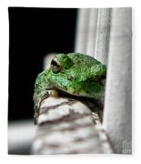 Tree Frog Fleece Blanket