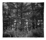 Tree Of Peace Fleece Blanket
