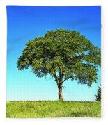 Tree Two One... Fleece Blanket