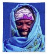 Tribesman Fleece Blanket