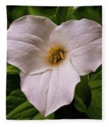 Trillium Fleece Blanket