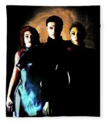 Trinity Fleece Blanket