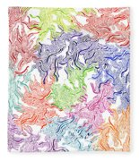 Tripping Fleece Blanket