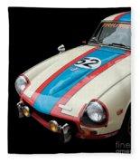 Triumph Gt6 Fleece Blanket
