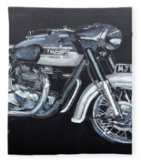 Triumph Thunderbird Fleece Blanket