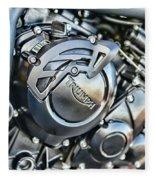Triumph Tiger 800 Xc Engine Fleece Blanket